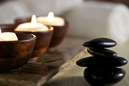 There's no denying a massage is calming, until you start feeling guilty for indulging in a little special treatment