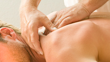 The right pressure for your massage